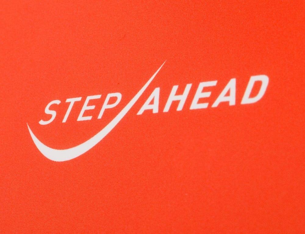 Step Ahead Broschüre