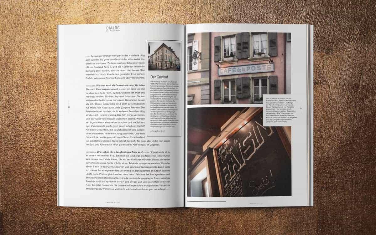 editorial design projekt