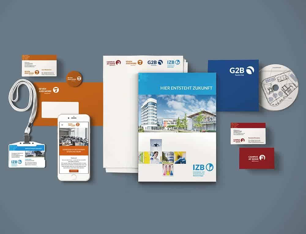 IZB Corporate Design