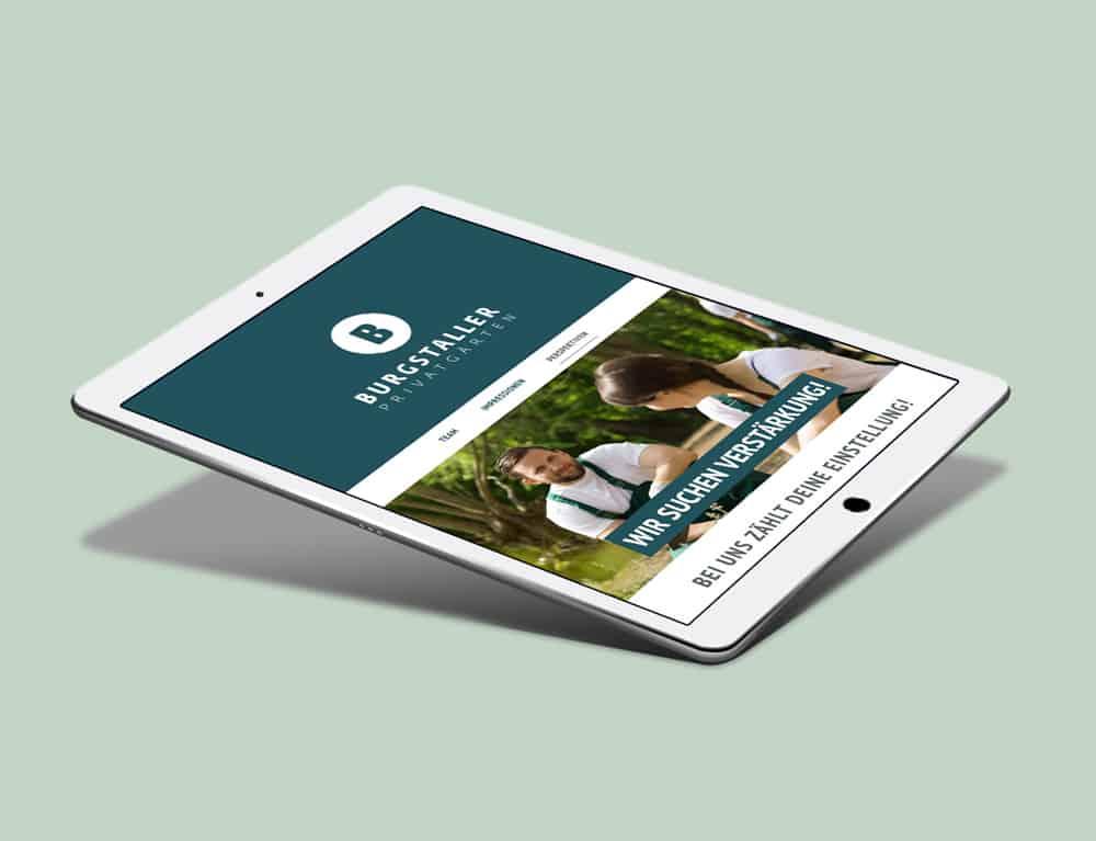Burgstaller Webdesign